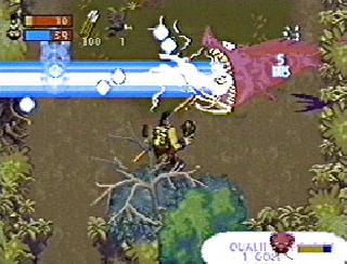 Screenshot Thumbnail / Media File 1 for Herc's Adventures [U]